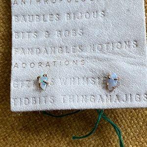 Anthro Opal Studs